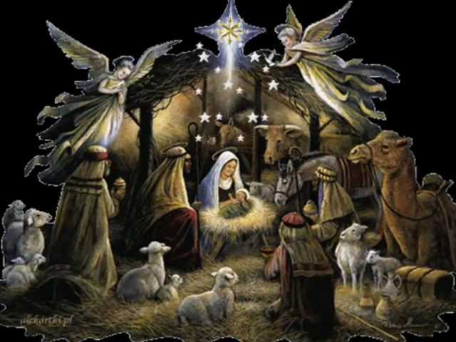 Chrystus się narodził.