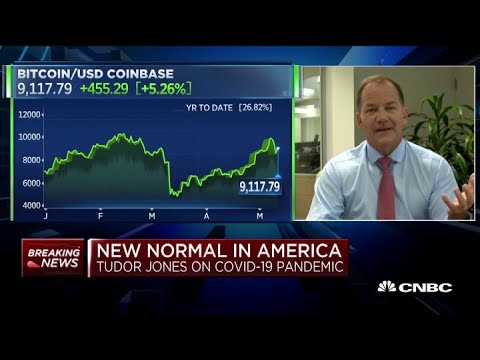 Billionaire Hedge Fund Investor Paul Tudor Jones: Bitcoin Is A 'great Speculation'