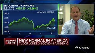 Billionaire hedge fund investor Paul Tudor Jones: Bitcoin is a 'great speculation'