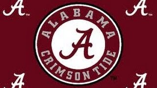 Alabama Crimson Tide 2013 Football Schedule