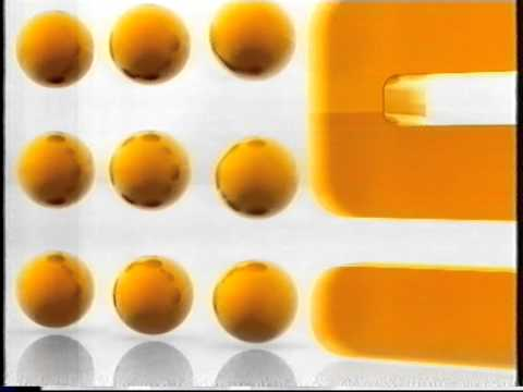 Nine Network Saturday Signpost and 'Australias Funniest Home Video Show' Ident (2003)
