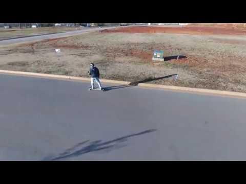 Hazard - Hummie x2 Drone Footage 12/02/2018