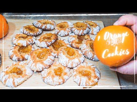 1-orange-biscuits-recipe-|-gluten-free-|-biscuits-with-1-orange-🍊-almond-and-orange-🍊-super-easy-👌