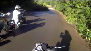 Drift Trike na serra do Faxinal - Totocas