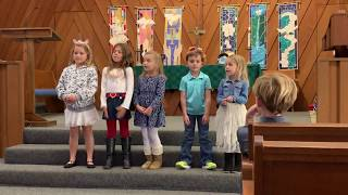 Highlands Younger LOGOS Choir - November 2019