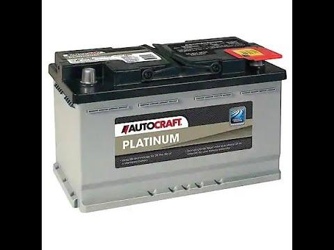 Autocraft Battery Review >> Autocraft Platinum Car Battery Type H8 Agm Review
