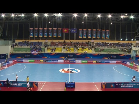 Thai Son Nam vs FC EREM (AFC Futsal Club Championship 2017)