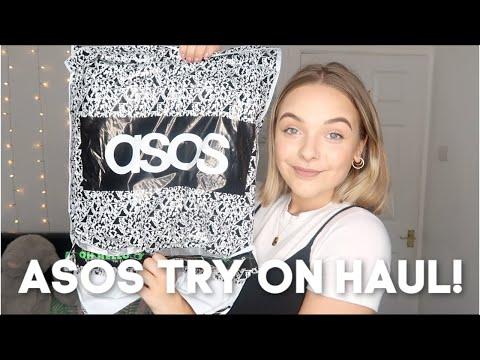 TRY ON ASOS HAUL | SUMMER - AUTUMN