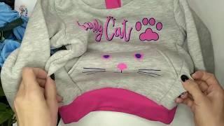 Обзор одежды для девочки / Детский трикотаж ТМ