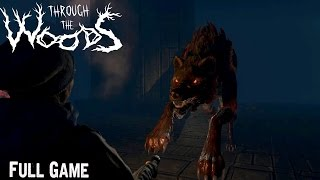 Through the Woods Full Game & Ending [PC] Walkthrough Gameplay