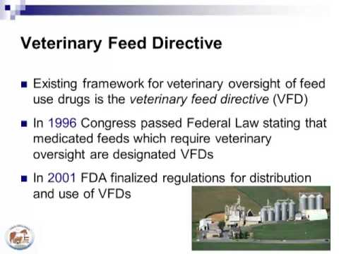 Dr. Craig Lewis - FDA Activities Regarding Antimicrobial Resistance and Food-Producing Animals