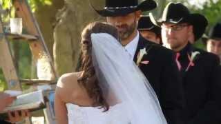 Paralyzed Bride Walks Down the Aisle: Gina's Story