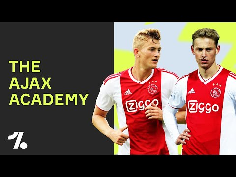 How Ajax Produced Some Of Europe's Biggest Talents