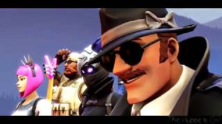 "[FORTNITE/SFM/SHORT] ""Never Give UP"" by JT Music"