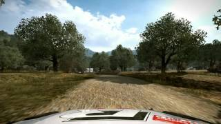 WRC4 - Italy - Monti Di Ala (SS6) (Replay) (Opponent Level: Max)
