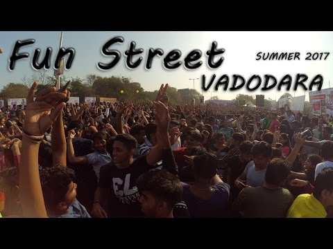Fun Street | Vadodara | 2017 | After Movie | 1st Sunday