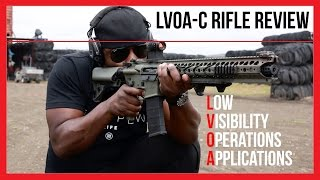 LVOA-C Rifle Review - Is War Sport Industries Rifle Worth It?