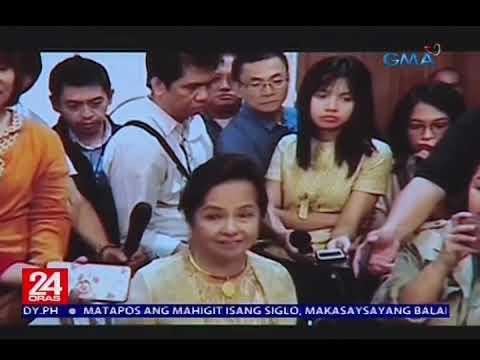 House Speaker Arroyo, tila nainis sa mga puna sa P2.4-B alokasyong nakuha ng kanyang distrito