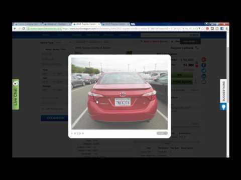 Como comprar y enviar su carro desde USA.