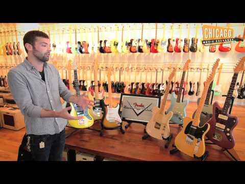 Fender Custom Shop at Chicago Music Exchange