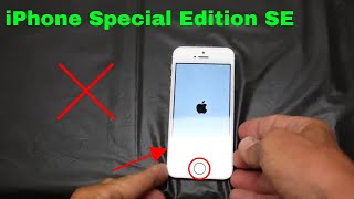 ✅  How To Use iPhone Special Edition SE Review