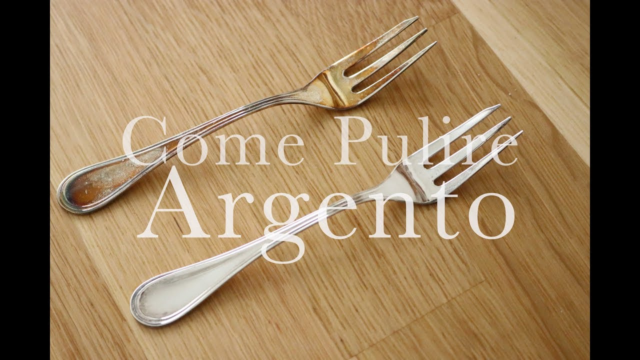 Posate Argento Come Pulirle come pulire l'argento in pochi minuti | low cost e senza sforzo |  casasuperstar