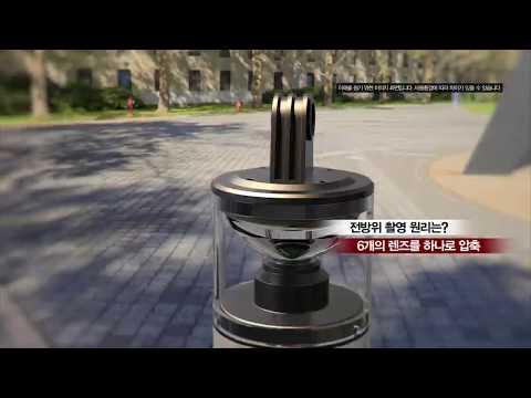 피오르360 블랙박스 VCR2 3D원리디테일 _360 degree Omni-directional Technology