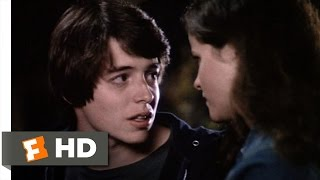 WarGames (6/11) Movie CLIP - David & Jennifer Kiss (1983) HD