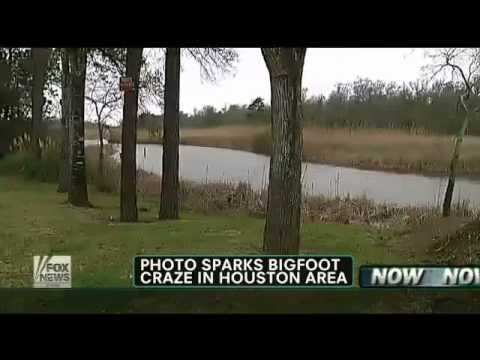 Bigfoot Sighting along the Neches River in Texas Intrigues Entire Town