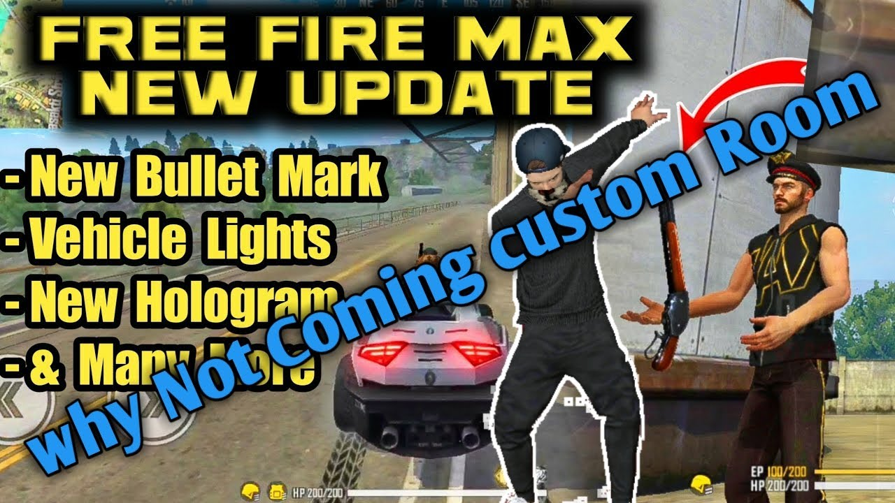 How to solve custom room problem|Garena New update||How to create room||FreeFire updates||free fire