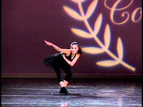 "Yang Jing Xian -2012 ADC Ballet Competition- ""Courtship"""