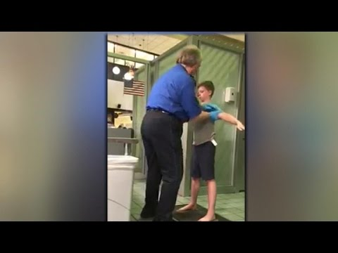 Mother Speaks Out On Sons Excessive Tsa Pat Down