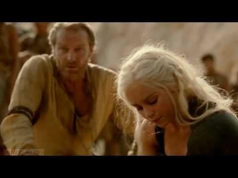 Jorah Mormont/Daenerys Targaryen - Heroin, She Said
