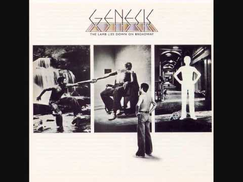 Genesis - Fly on a Windshield/Broadway Melody of 1974