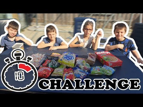 10 SECONDEN CHALLENGE: