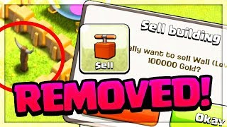 Permanently REMOVED from Clash of Clans! Top 5 Features GONE from CoC!