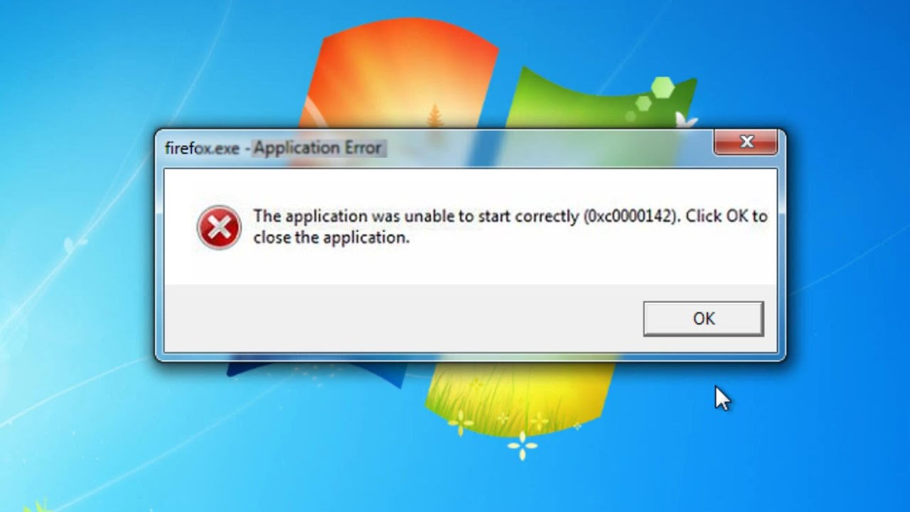 How Do I Fix The Application Was Unable To Start Correctly 0xc Error