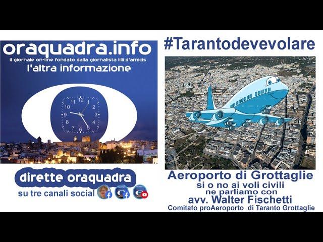#Tarantodevevolare