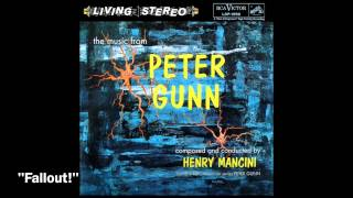 Henry Mancini - Music from Peter Gunn Original Soundtrack - Fallout