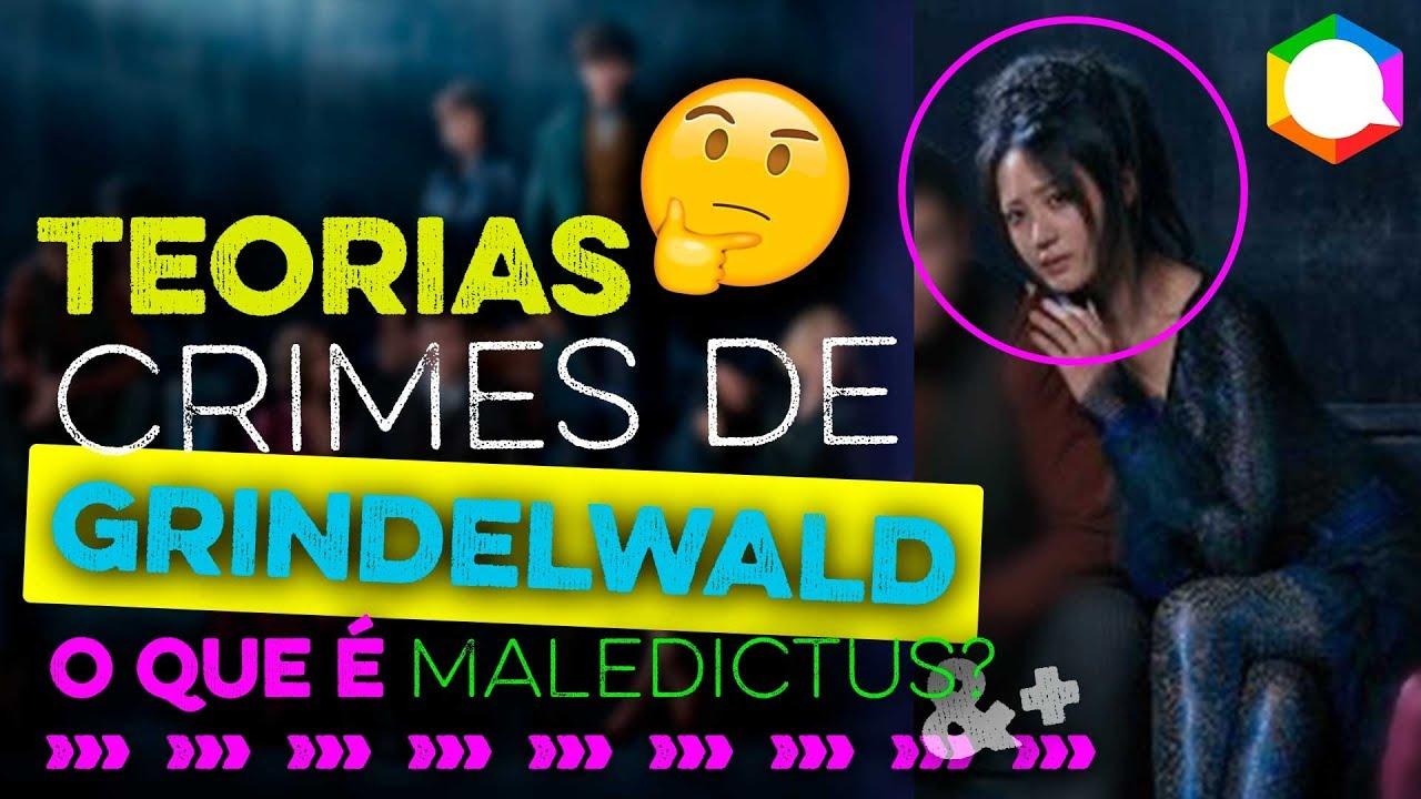 ⚡ Teorias Animais Fantásticos Crimes de Grindelwald O que é um maledictus? Torneio tribuxo? | BOXPOP