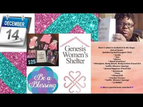 Sponsor a Genesis Women Blessing Bags