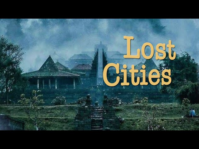 Asia's Mysteries Uncovered - Lost Cities (w/ subtitles)