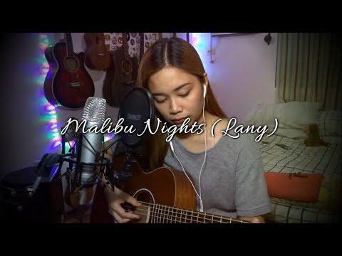 Malibu Nights (Lany) Cover - Ruth Anna