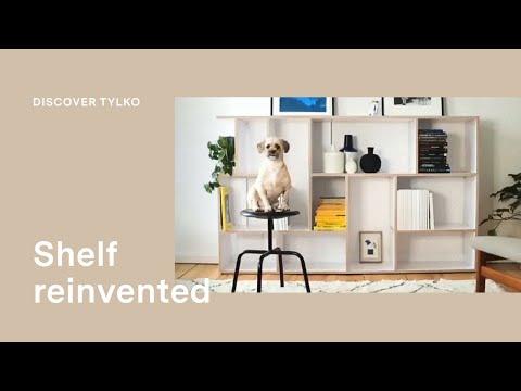 Tylko Shelf Reinvented