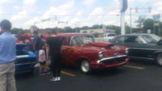 ``Art's Car Show at O'REILLY AUTO PARTS``(My Birthday 1st stop Friend Art @ ``Art's Tire & Wheel`` We R @ Art's Car Show at