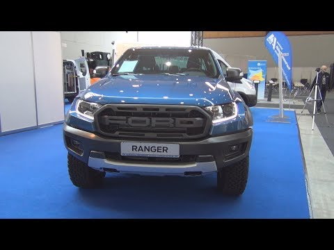 Ford Ranger Raptor 2.0 EcoBlue 156 kW 10AT (2020) Exterior and Interior