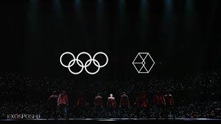 Download Video EXO 엑소 Pyeongchang 2018 Olympics Closing Ceremony Teaser | #EXOLYMPICS MP3 3GP MP4