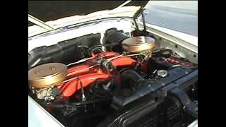 Mopar cross ram big block 1960 Chrysler 300F
