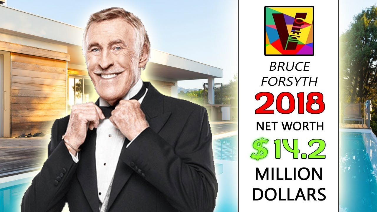10 Expensive Things Previously Owned By Sir Bruce Forsyth