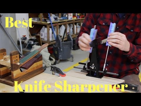 My Guided Knife Sharpener 3.0 KILLER